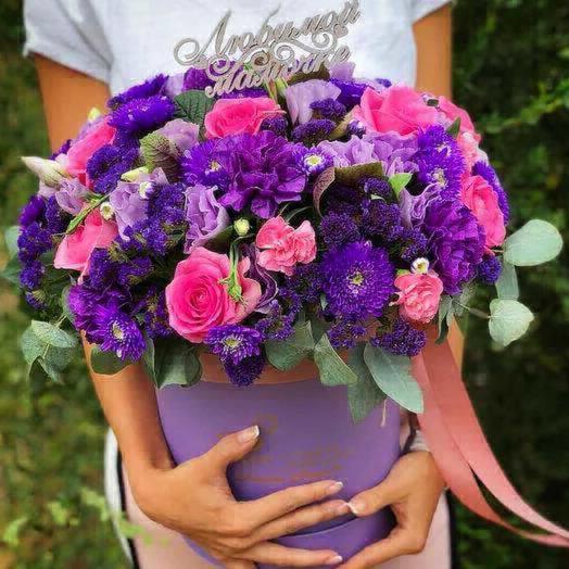 Мечты мамы: букеты цветов на заказ Flowwow