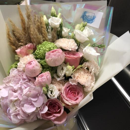 💥: букеты цветов на заказ Flowwow