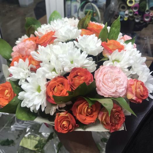 Ягодная сказка: букеты цветов на заказ Flowwow
