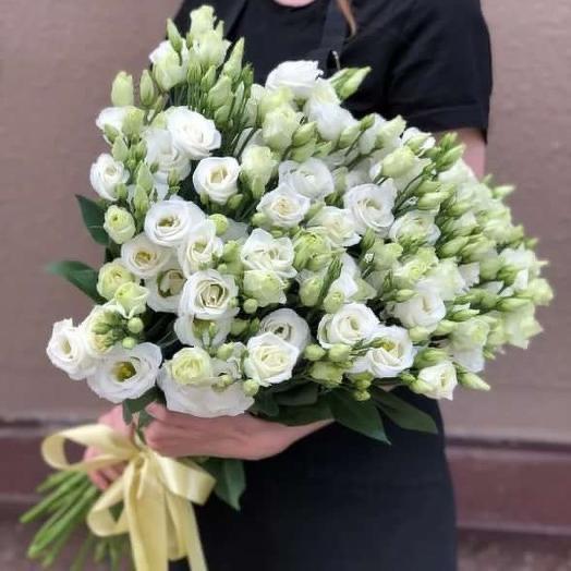 Белоснежная Алиса: букеты цветов на заказ Flowwow