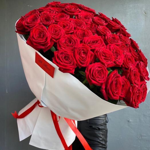 51 бархатная роза