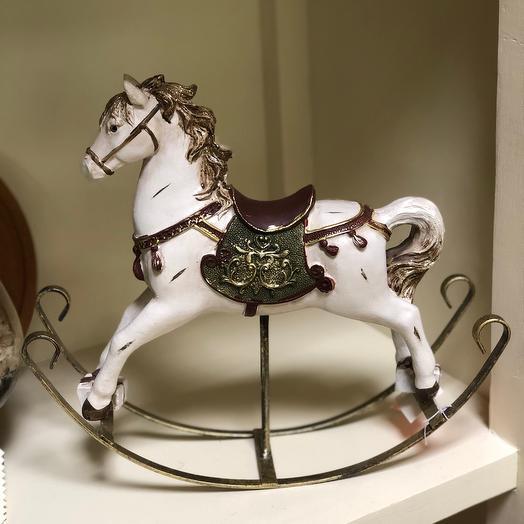 Лошадка (декор)