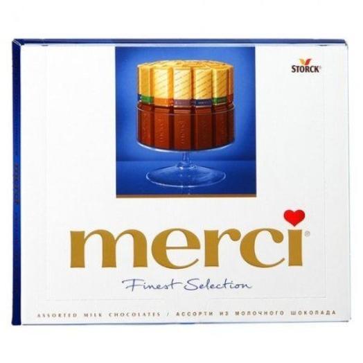 Набор конфет Merci Ассорти