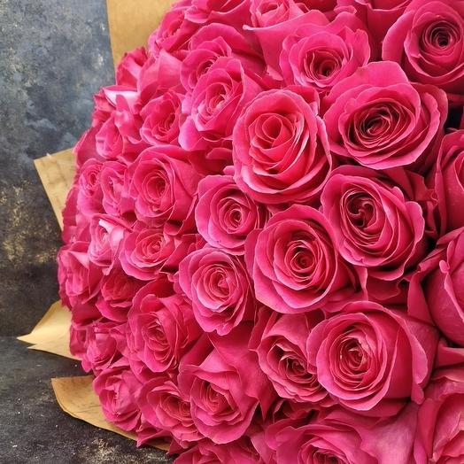 51шт  Роза