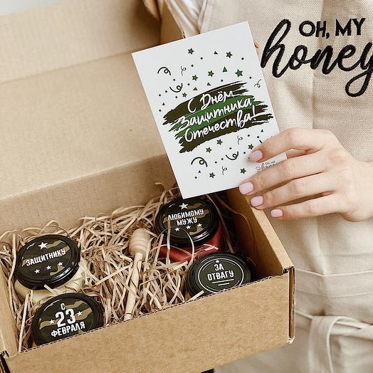 4 Honey. Military