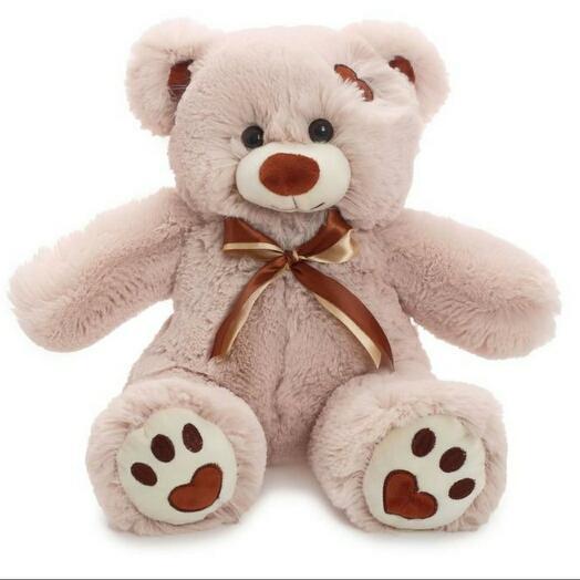 Медведь Тони (кофейный) 50 см