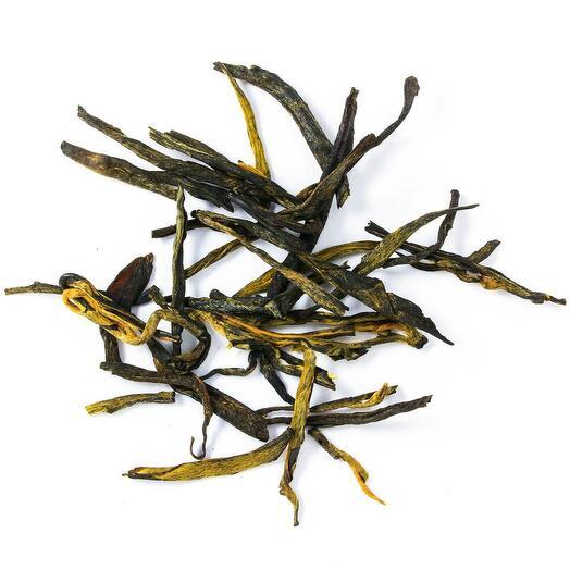 """Чёрный (китайский красный) чай """"Хун Чжень, Сягуань"""" (красные иглы) 20 гр"""