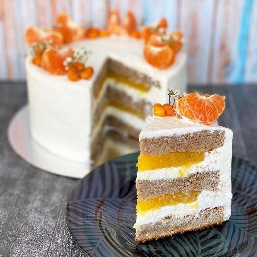 ПП-ТОРТ «Эрл-Грей апельсин»