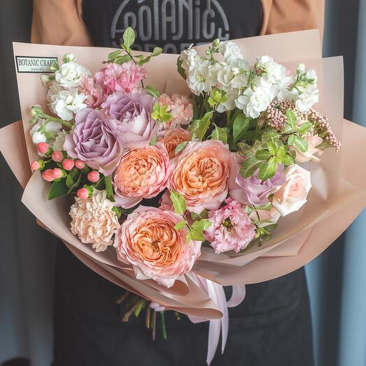 """Bouquet """"Constraint"""""""