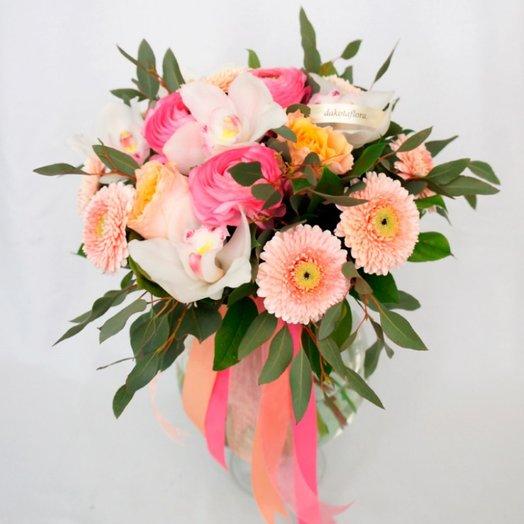 Искры Света: букеты цветов на заказ Flowwow