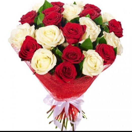 Букет любимая моя: букеты цветов на заказ Flowwow