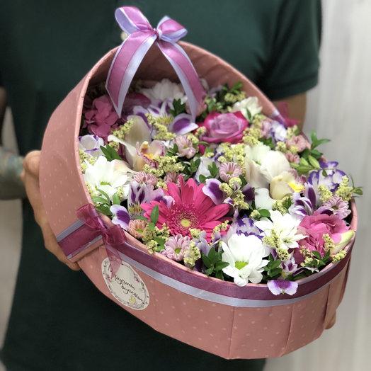 Коляска на рождение крохи: букеты цветов на заказ Flowwow