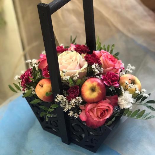 Букет 269: букеты цветов на заказ Flowwow
