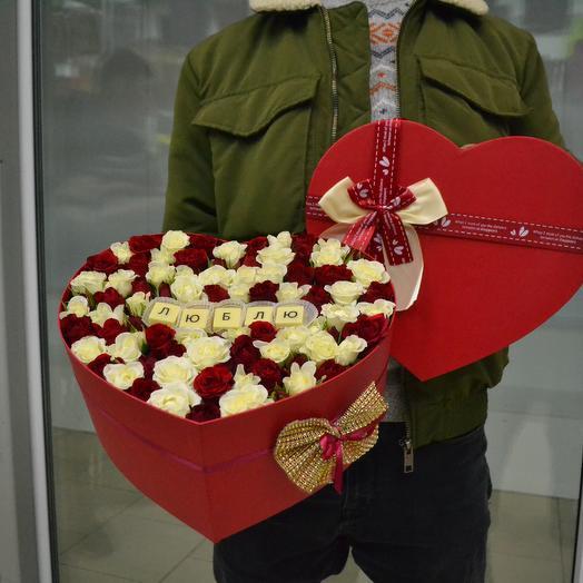 Бельгийская любовь: букеты цветов на заказ Flowwow