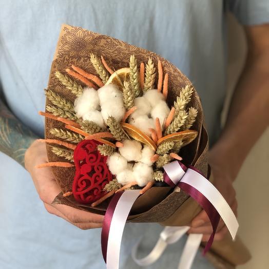 Cotton 10: букеты цветов на заказ Flowwow