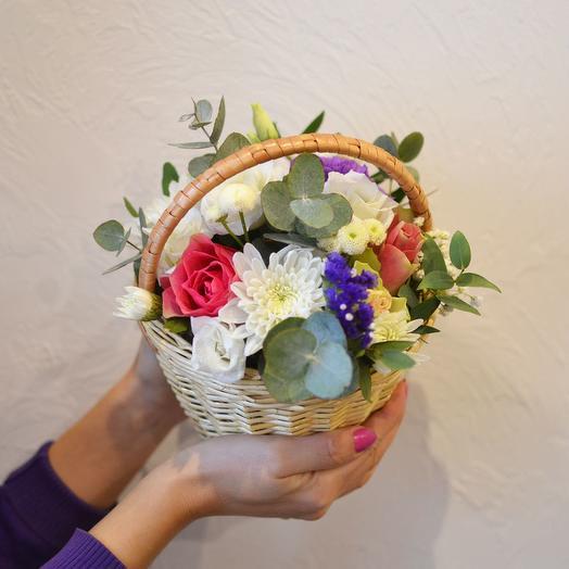 Цветочный хоровод: букеты цветов на заказ Flowwow