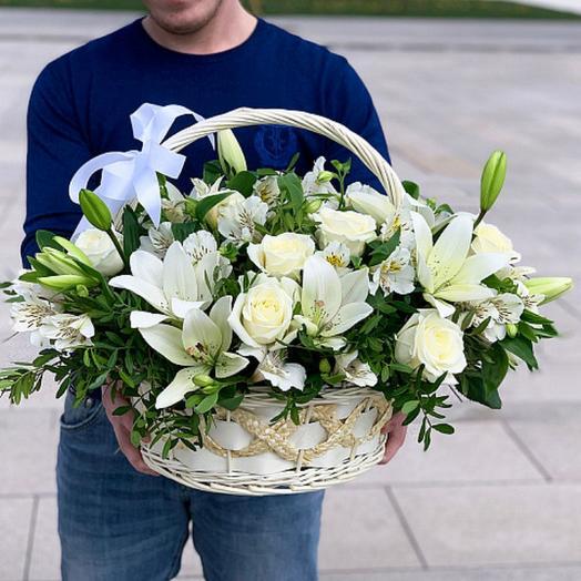 Артистик: букеты цветов на заказ Flowwow