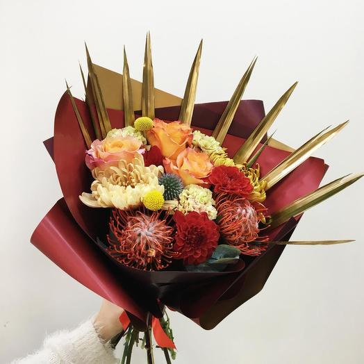 Нью-Йорк: букеты цветов на заказ Flowwow