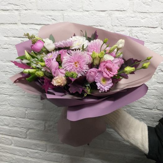 Букет авторский 005: букеты цветов на заказ Flowwow
