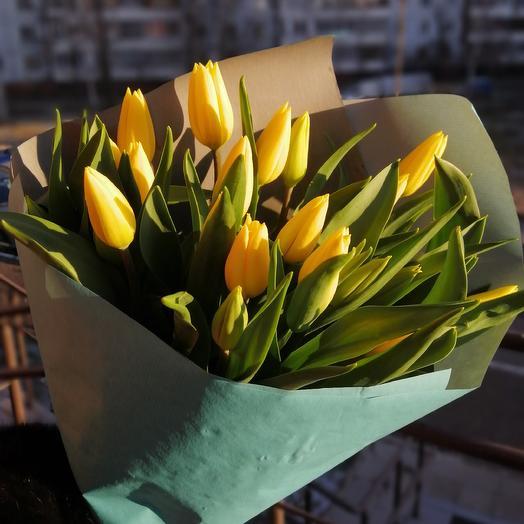 Солнечное счастье 🔆: букеты цветов на заказ Flowwow