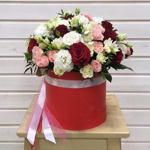 Red princess: букеты цветов на заказ Flowwow