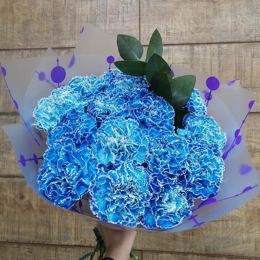 Необыкновенная гвоздика: букеты цветов на заказ Flowwow