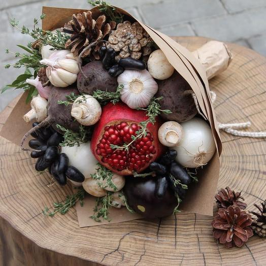 Морозный тимьян: букеты цветов на заказ Flowwow