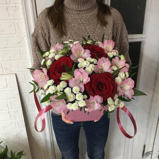 Тата: букеты цветов на заказ Flowwow