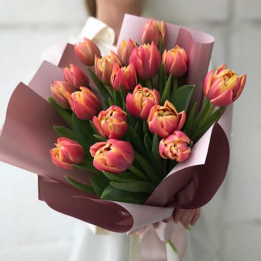 Фреска: букеты цветов на заказ Flowwow