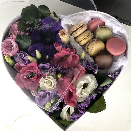 Серебряный ветер: букеты цветов на заказ Flowwow