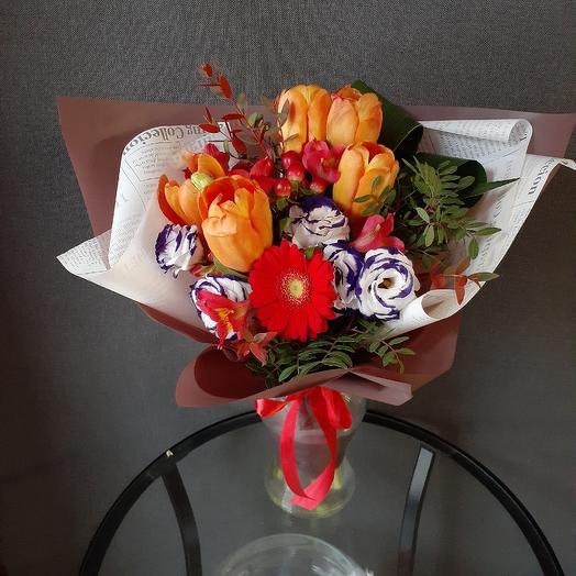Multiproc: flowers to order Flowwow