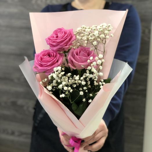 Иветти: букеты цветов на заказ Flowwow