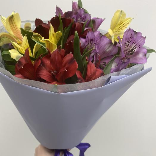 Райская птичка: букеты цветов на заказ Flowwow