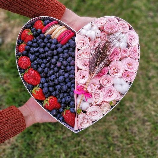 Три желанья: букеты цветов на заказ Flowwow