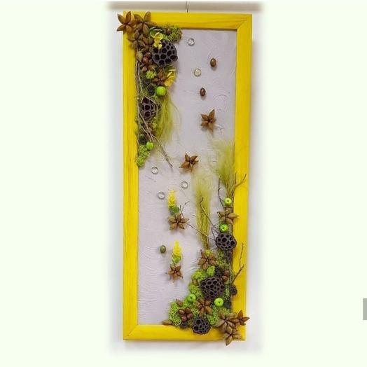 Картина мох лотусы: букеты цветов на заказ Flowwow