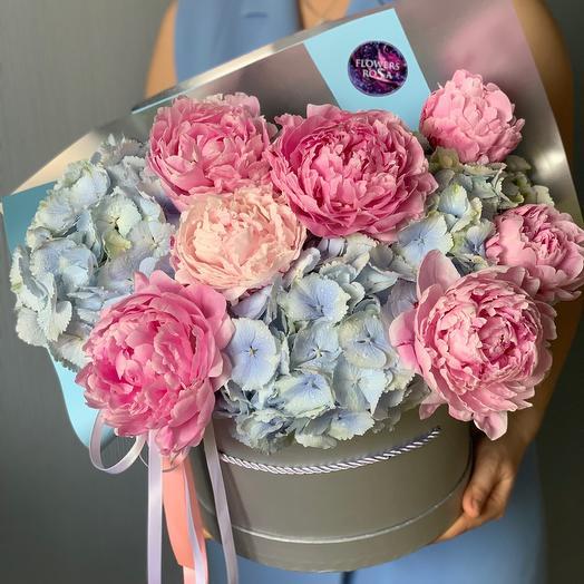 Flowers Box  001: букеты цветов на заказ Flowwow