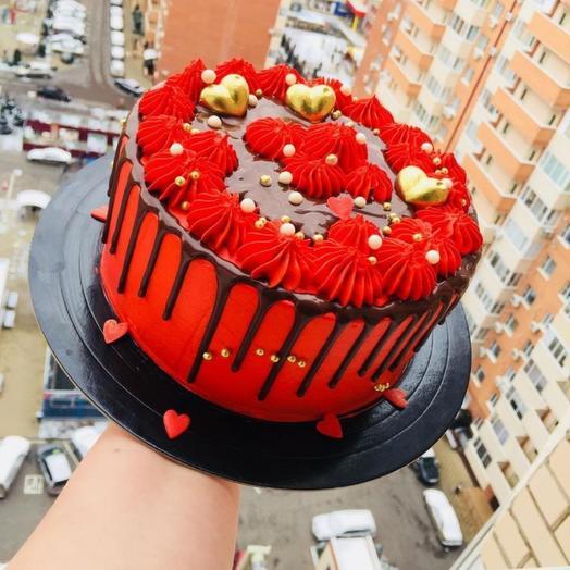 Красный бархат (2 кг)
