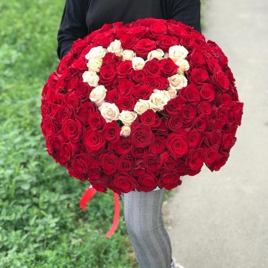 155 роз