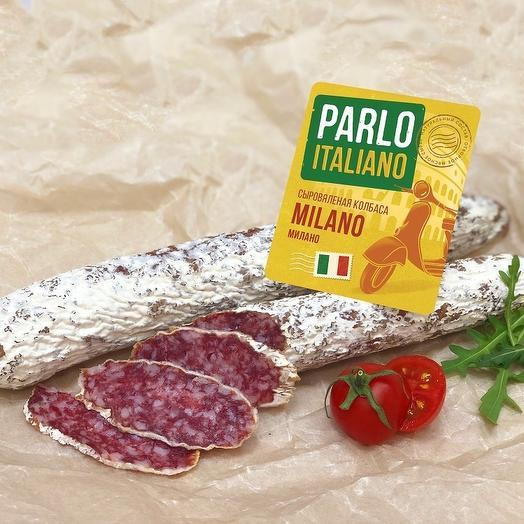 Salame Milano (Салями Милано) колбаса сыровяленая (180 гр): букеты цветов на заказ Flowwow