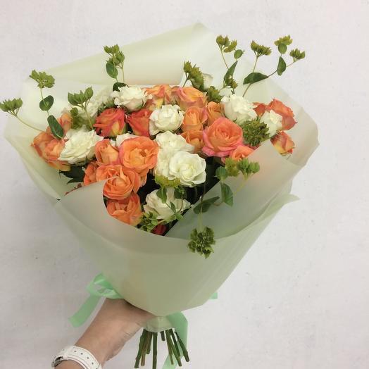 Жаркое лето: букеты цветов на заказ Flowwow