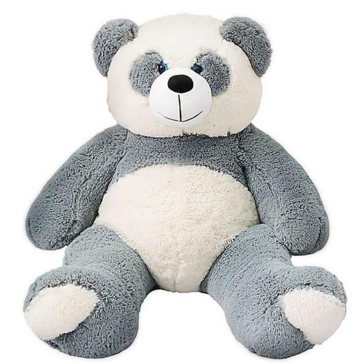 Мягкая игрушка Premium Quality «Мишка Марк Серая-Панда», 85 см