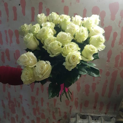 Букет из эквадорский роза
