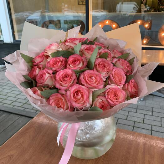 Букет из роз Джумилия