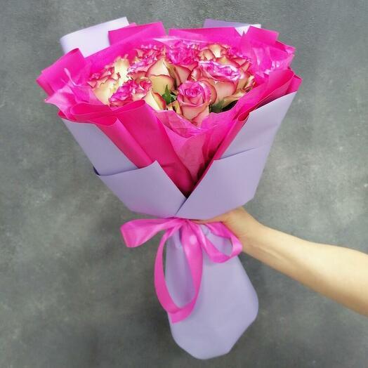 Destiny (букет из  11 роз)