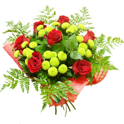 Букет Цветы молодости: букеты цветов на заказ Flowwow