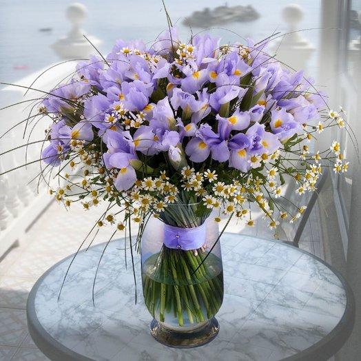 Песня моря: букеты цветов на заказ Flowwow