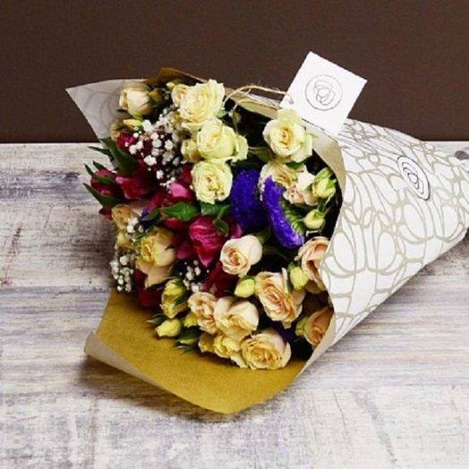 Букет Случайный визит: букеты цветов на заказ Flowwow