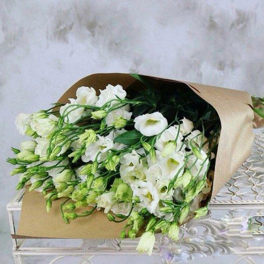 Эустома.: букеты цветов на заказ Flowwow