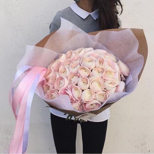 51 Ранункулюс: букеты цветов на заказ Flowwow