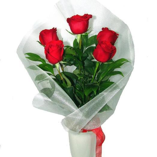 Капелька счастья: букеты цветов на заказ Flowwow